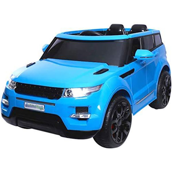 Range Rover Hse Style 12v Kids Ride On Jeep Baby Blue