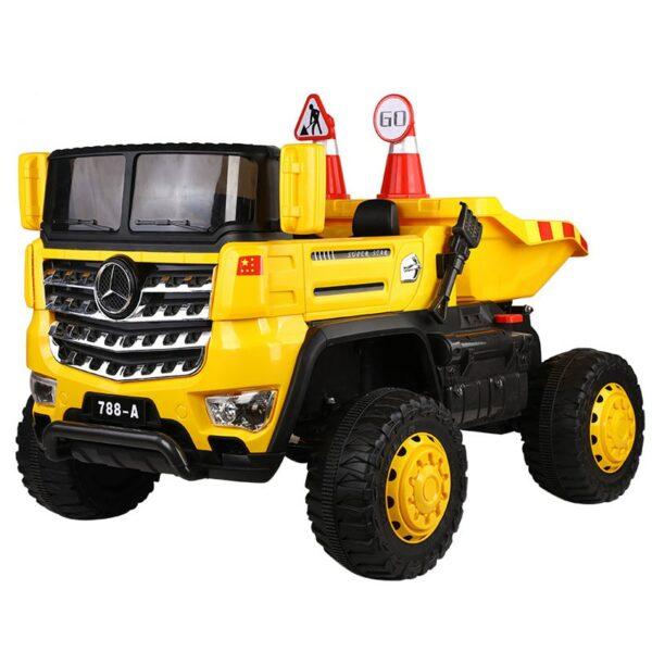 Kids Electric Dumper Truck 24v Ride On