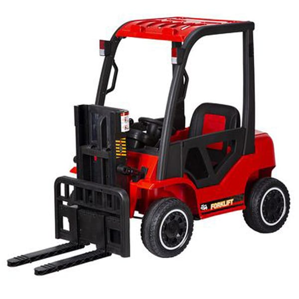 Kids Ride On Forklift Truck Red