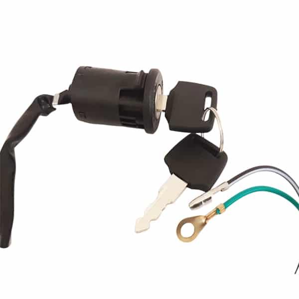 Replacement Key Barrel And 2x Keys For Mini Quad Bike | Mini Dirt Bike