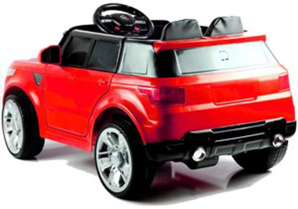 Range Rover Hse Style 12v Kids Ride On Jeep Red