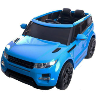 Range Rover Hse Style 12v Kids Ride On Jeep Blue