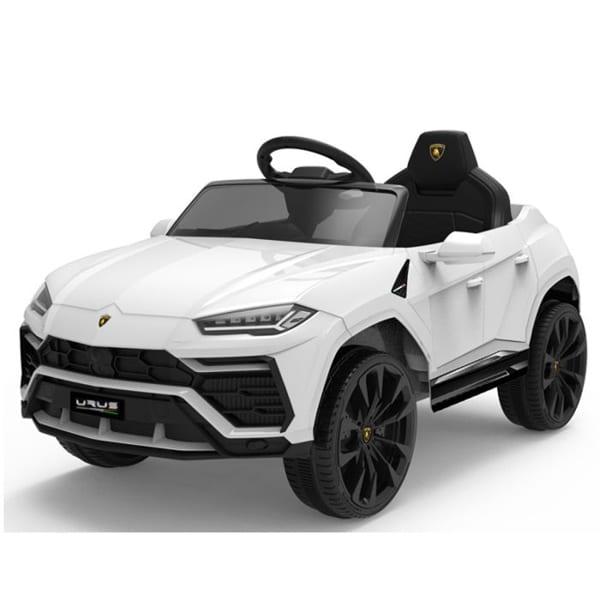 Kids Licensed Lamborghini Urus 12v Ride On Electric Car White