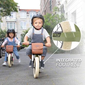 Berg Biky Retro Green Kids Balance Bike