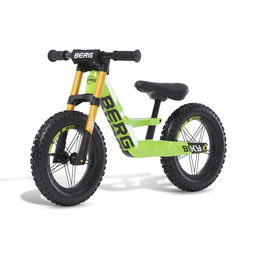Berg Biky Cross Green Kids Balance Bike