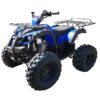 Hawkmoto Force 125cc Kids Quad Blue