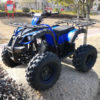 Hawkmoto Force 125cc Kids Farm Style Quad Blue