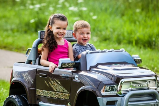 What Are The Benefits Of An Kids Electric Car For Your Child?