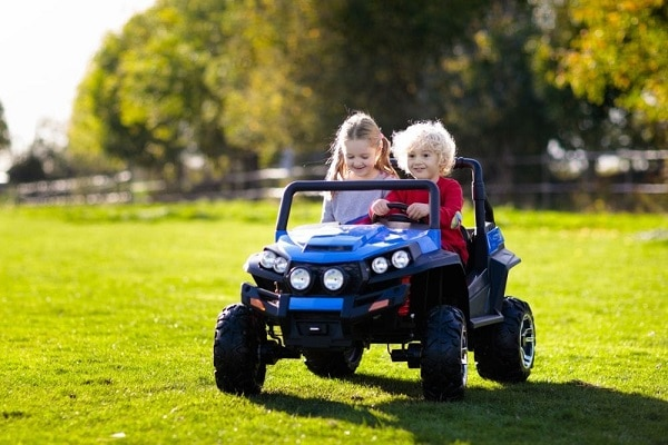 What Are The Benefits Of An Electric Ride On Car For Your Child?