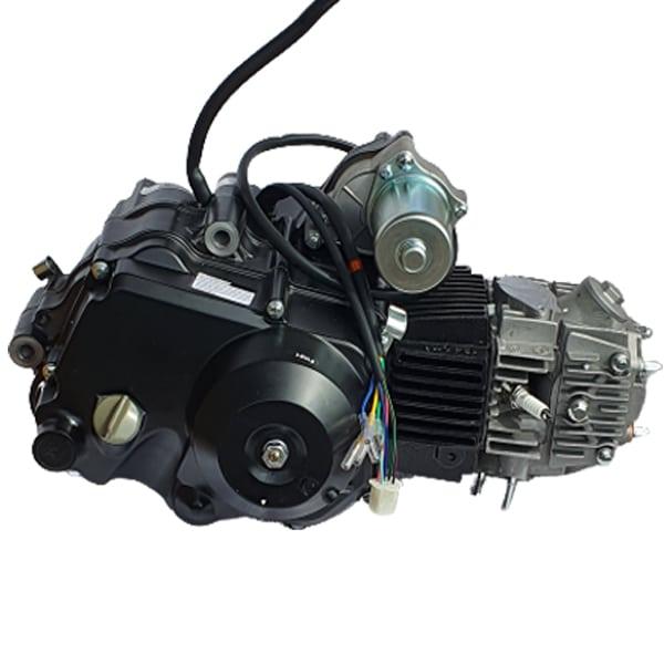 110cc Quad Engine 1+1 Forward And Reverse