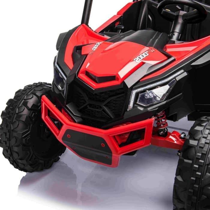 Utv-mx 2021 2 Seater 24v Kids Electric Ride On Bugy Rose Pink (copy)