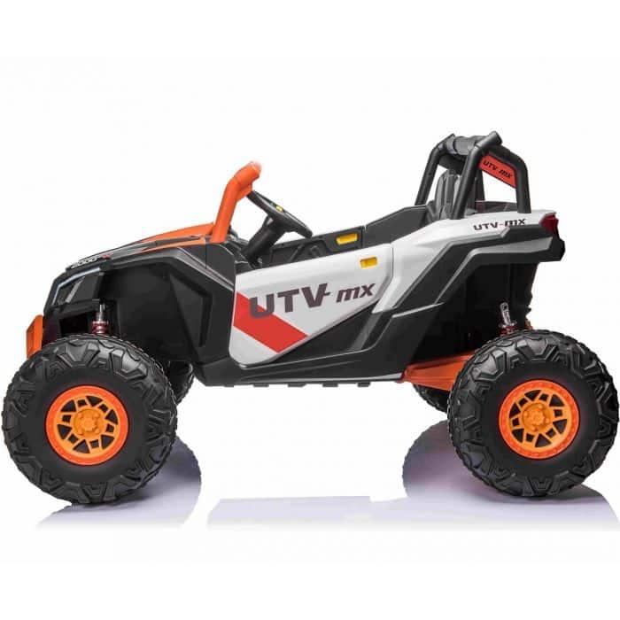 Utv-mx 2021 2 Seater 24v Kids Electric Ride On Bugy