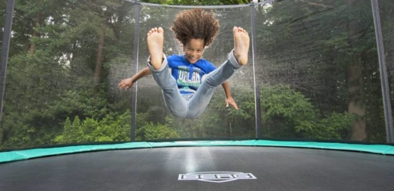 Garden Trampoline Safety Tips