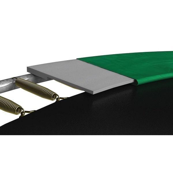 Berg Favorit 380 Black Trampoline Regular With Safety Net Comfort