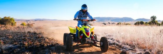 How To Mix Fuel For A 2-stroke Quad Bike