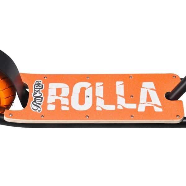 Rocker Rolla Scooter Black