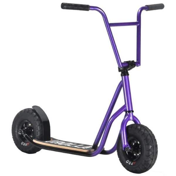 Rocker Rolla Scooter Purple Fade