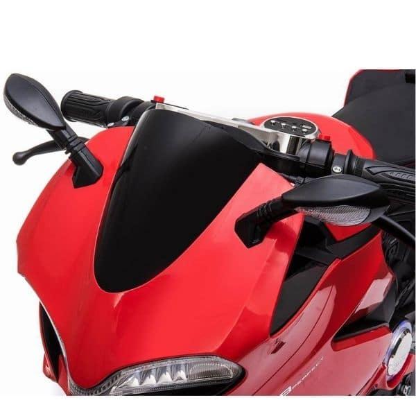 24v Kids Electric Superbike Ride On Blue