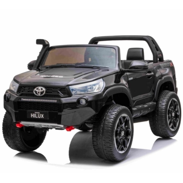 Kids 24v Electric Toyota Hilux Ride On With 4wd – Grey (copy)