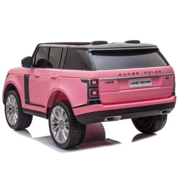 Kids Electric Kids Range Rover Vogue Black 24v 4wd Ride On – Black (copy)