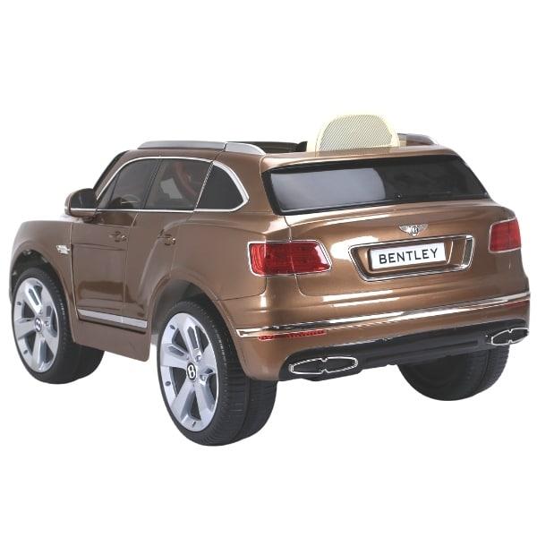 12v Licensed Bentley Bentayga Suv – Copper