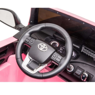 Licensed Toyota Hilux RuggedX Pink