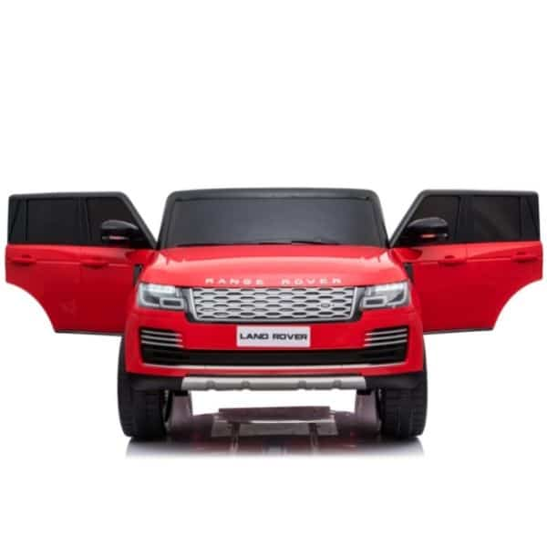 Kids Electric Kids Range Rover Vogue Black 24v 4wd Ride On – Red