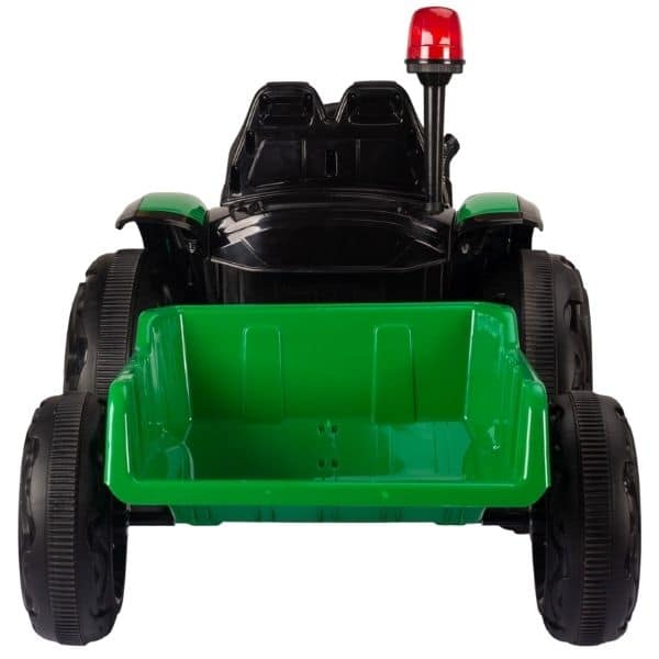 Electric-tractor-and-trailer-HZB-200-Green-6