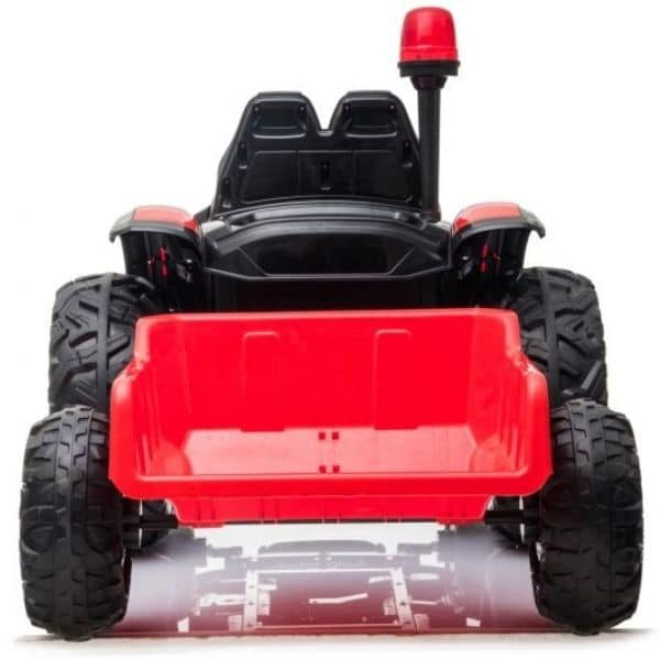 Electric-tractor-and-trailer-HZB-200-Red-8