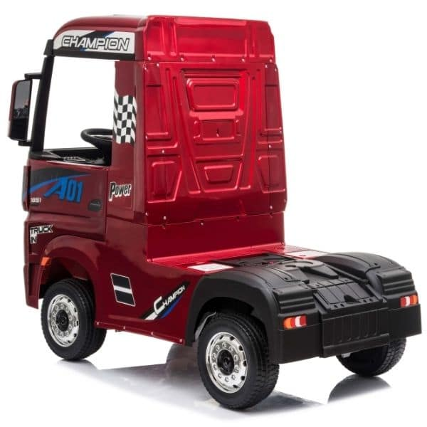 Kids-Mercedes-Actros-Metalic-Red-1