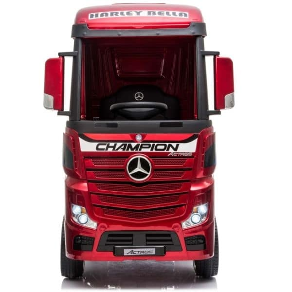Kids-Mercedes-Actros-Metalic-Red-10
