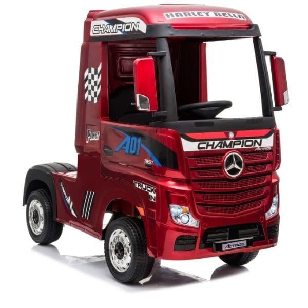 Kids-Mercedes-Actros-Metalic-Red-2
