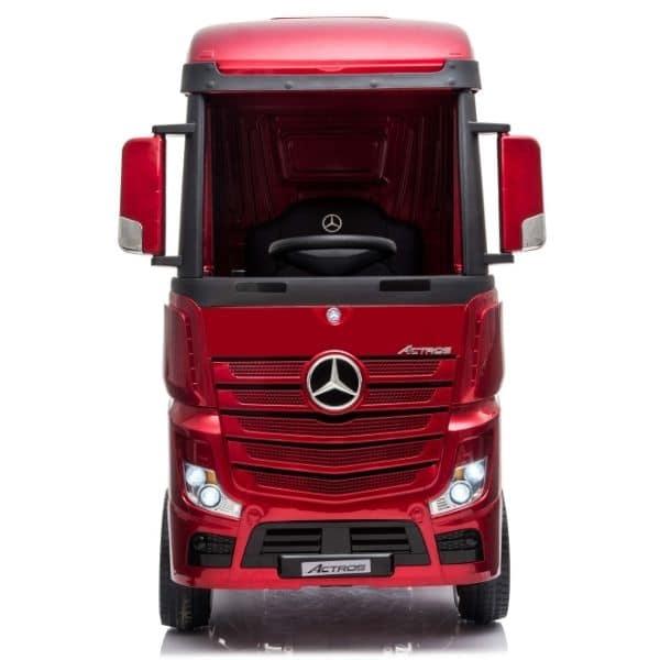 Kids-Mercedes-Actros-Metalic-Red-3