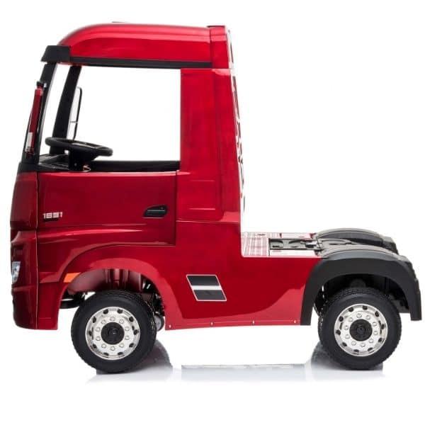 Kids-Mercedes-Actros-Metalic-Red-5