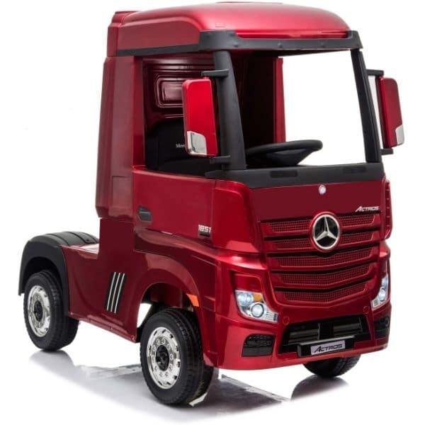 Kids-Mercedes-Actros-Metalic-Red-8