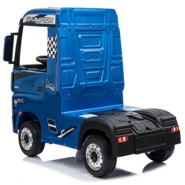 Kids-Mercedes-Actros-metalic-blue-1