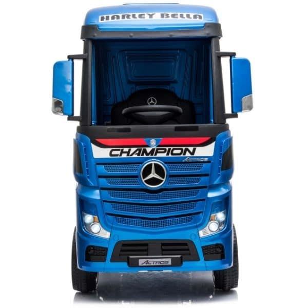 Kids-Mercedes-Actros-metalic-blue-11