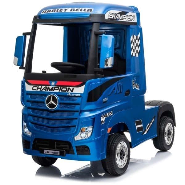 Kids-Mercedes-Actros-metalic-blue-12