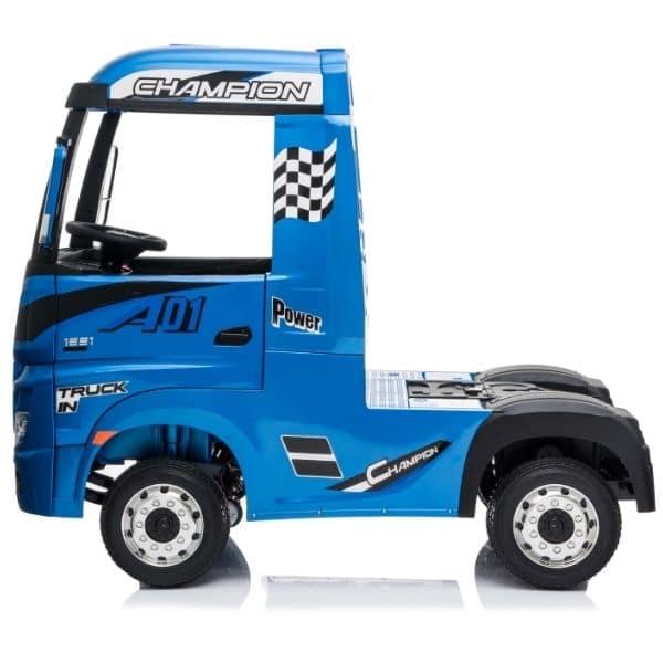 Kids-Mercedes-Actros-metalic-blue-13