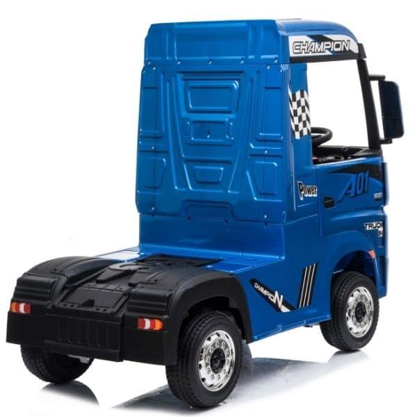 Kids-Mercedes-Actros-metalic-blue-3