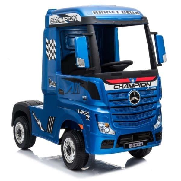 Kids-Mercedes-Actros-metalic-blue-4