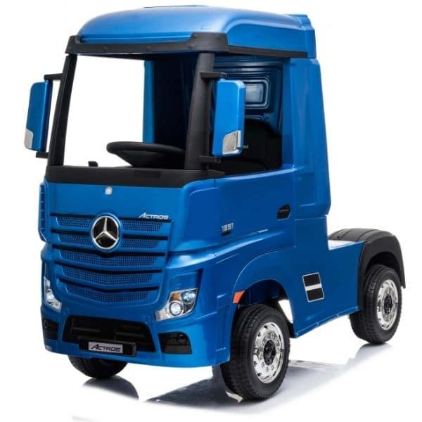 Kids-Mercedes-Actros-metalic-blue-6