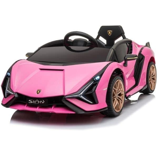 Lamborghini-Sian-PINK