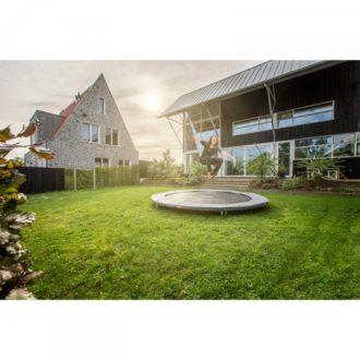 Berg Favorit Inground 200 Grey Trampoline