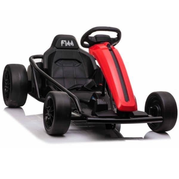 kids-drift-go-kart-red
