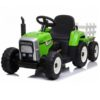 12V-Kids-Electric-Tractor-with-Trailer-and-Remote-Green-2