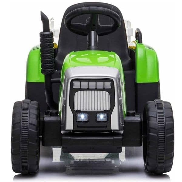 12V-Kids-Electric-Tractor-with-Trailer-and-Remote-Green-5